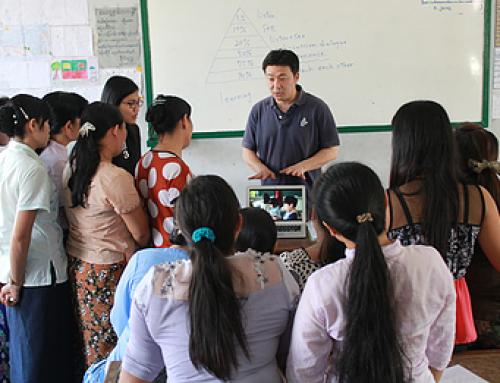 ミャンマースタディーツアー 2014 スタッフレポートその3